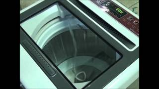 How to diagnose issues within your Whirlpool Washing machine.
