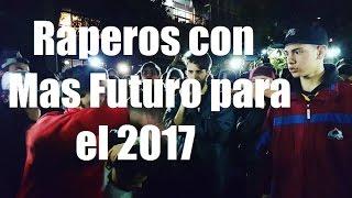 Raperos de El Quinto Escalon con mas Futuro para el 2017 thumbnail