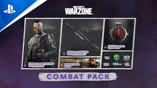 Call of Duty: Black Ops Cold War & Warzone - Season Five Combat Pack Trailer | PS5, PS4