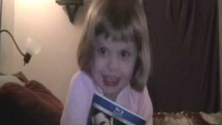 3 Year-Old Talks TWILIGHT