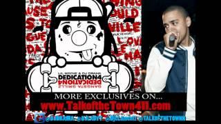 "J. COLE ""GREEN RANGER"" FREESTYLE (CLEAN MP3 DOWNLOAD)  LIL WAYNE DJ DRAMA DEDICATION 4 MIXTAPE"