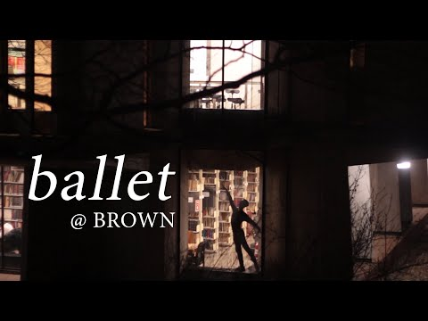 Ballet @ Brown University