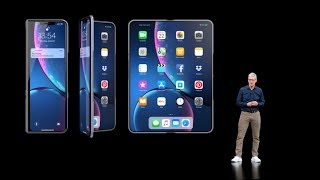 FOLDABLE iPHONE COMING SOON!