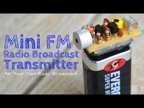 Build A Long Range FM Transmitter (Homebrew Radio Station)