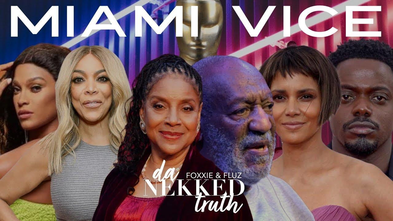 DNT LIVE - Miami Vice - Wendy Williams Vs. Joseline Hernandez, Phylicia Rashad, Oscars