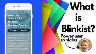 Blinkist Explained: What Is Blinkist? (2019) Non-Fiction Book Summaries In 15 Minutes