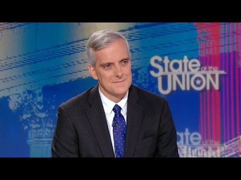 Denis McDonough on State of the Union: Full Interview