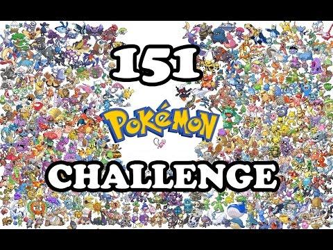 151 POKEMON CHALLENGE ! 15 Minutes pour...
