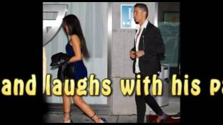 Cristiano Ronaldo Enjoys Night Out With New Girlfriend