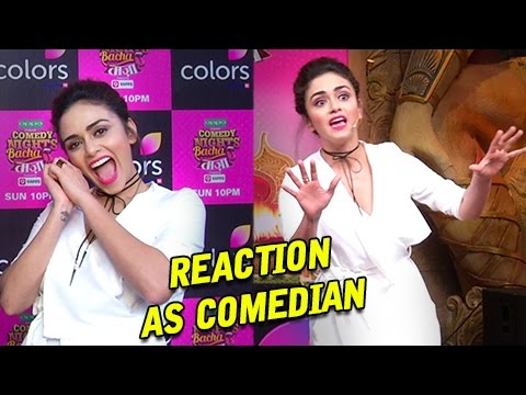 Amruta Khanvilkar Talks About MADNESS in Comedy Nights Bachao Taaza | Interview | Colors