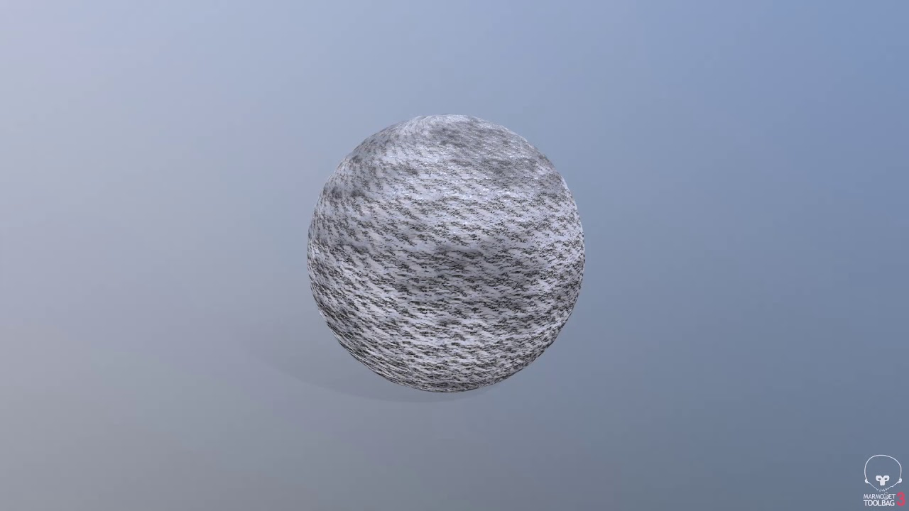 Textured Sphere