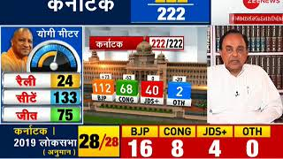 My prediction of 125-130 seats for BJP is turning out to be true: Subramanian Swamy