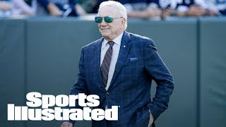 Jerry Jones Believes National Anthem Protests Are Hurting The NFL   SI Wire   Sports Illustrated