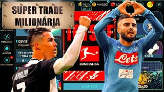 FIFA MOBILE 2020 - SUPER TRADE MILIONÁRIA