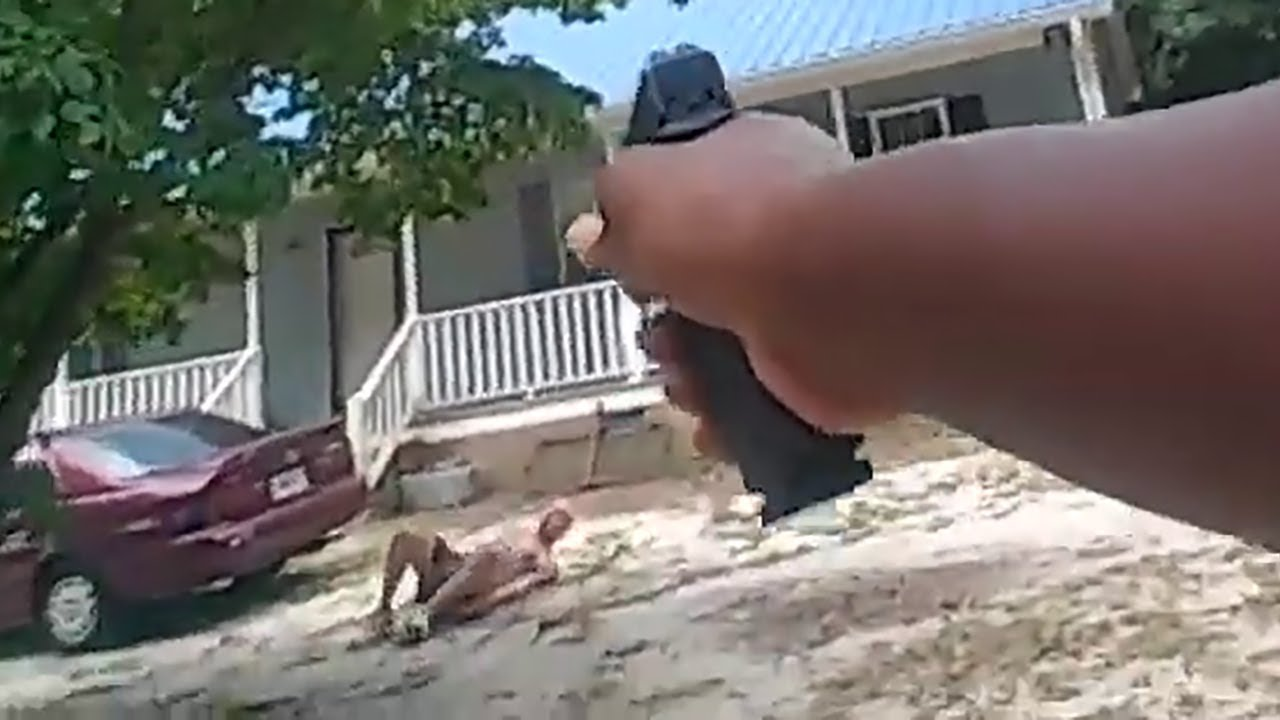 Body Cam Shows Fatal Officer-Involved Shooting of Kidnapping Suspect in Burke County, GA