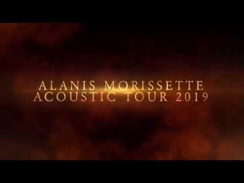 Alanis Morissette Acoustic Tour In San Diego, June 2019