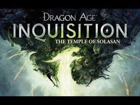 Dragon Age: Inquisition - Venturing into the Heart of the Mysterious Temple of Solasan