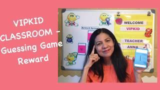 VIPKid Classroom - Guessing Game Reward