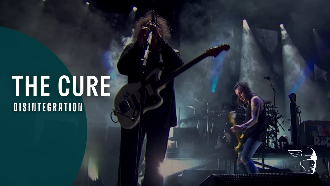 The Cure Disintegration 40 Live Curætion 25 Anniversary Youtube