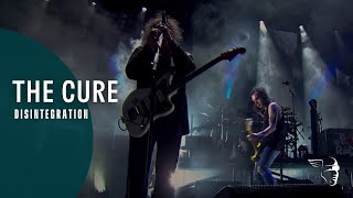 THE CURE - DISINTEGRATION (40 LIVE - CURÆTION-25 + ANNIVERSARY)