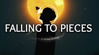 NOKTIS ‒ Falling To Pieces (Lyrics) ft. Brandon McKenzie