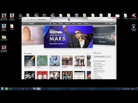 Como Descargar e Instalar ITunes Para Windows 7