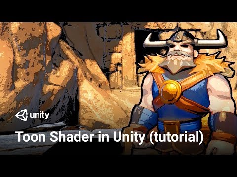 How to Make a Toon Outline Effect in Unity 2019 LWRP! (Tutorial