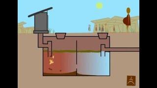 Nguyên lý hoạt động của bế phốt hầm cầu - Rút Hầm Cầu Giá Rẻ Tp HCM