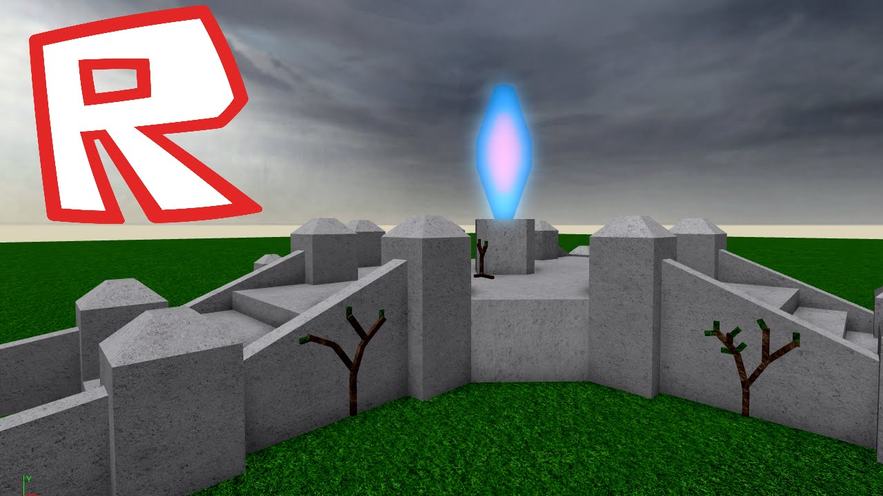 [ROBLOX Speed Build] - Magical Altar