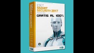 COME SCARICARE GRATIS ESET SMART SECURITY 2017 PER 32/64 BIT FUNZIONANTE AL 100%