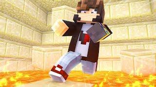 Minecraft: - IMPOSSIVEL ESCAPAR DESSA PIRAMIDE - ‹ JUAUM ›