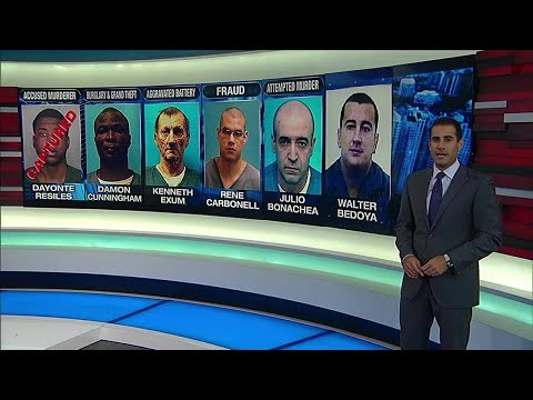 Accused Killers, Fraudsters Top South Florida's Most Wanted List