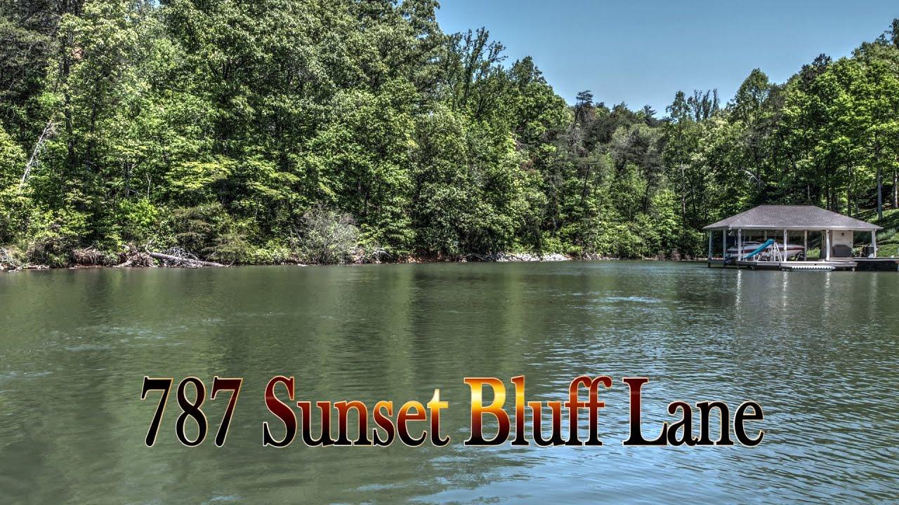 ft loudoun lake lot friendsville tn 787 sunset bluff youtube