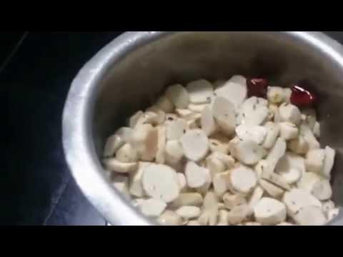 How to make delicious arvi ki bhujia