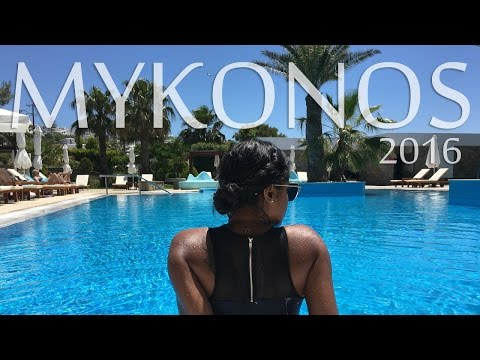 MYKONOS Summer 2016 - Beach Hoppin' and Road Trippin' with MrJovitaGeorge