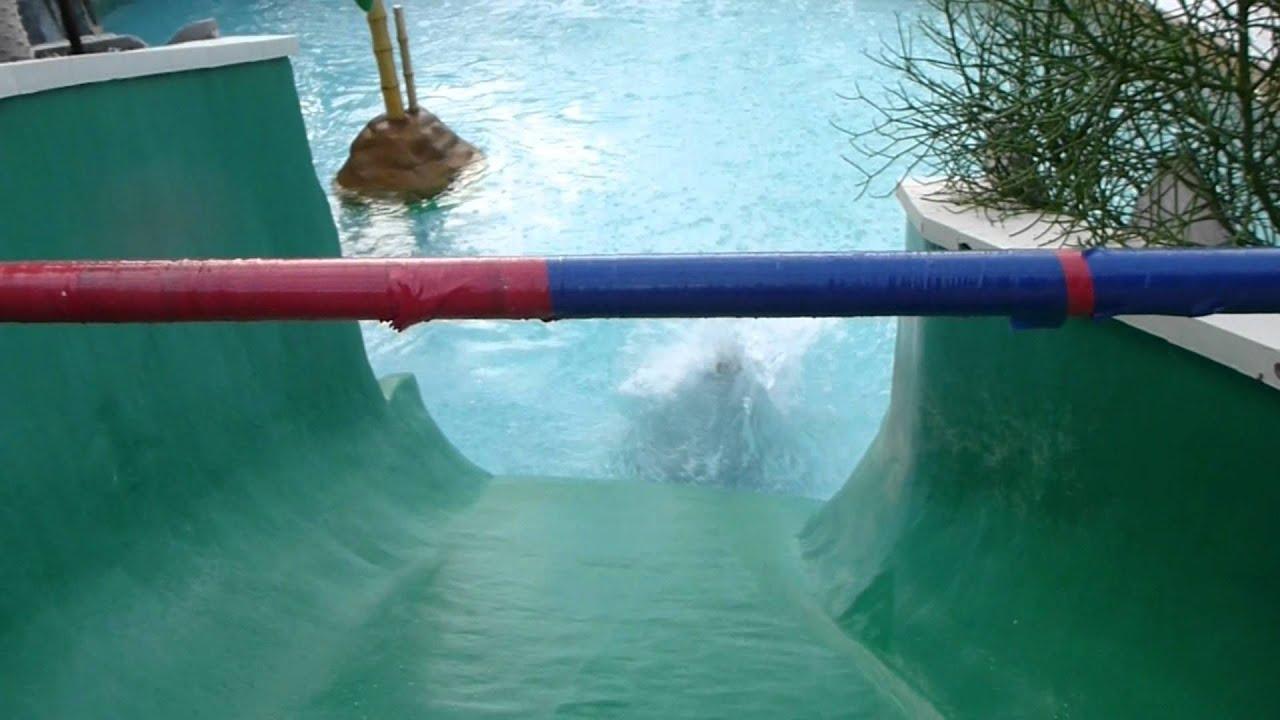 Sunparks oostduinkerke breitrutsche familieglijbaan for Sunpark piscine oostduinkerke