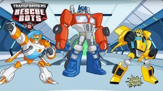 Transformers Rescue Bots: Disaster Dash Hero Run #98 | COMPLETE exciting missions! By Budge
