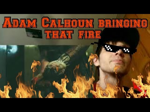 {{First Adam Calhoun Reaction}} Clean Money (Official Music Video)