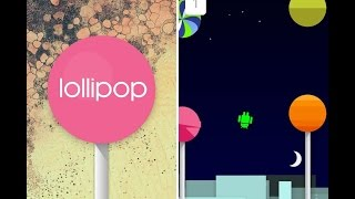 How to score more in Android Lollipop Easter egg game | Tips And Tricks