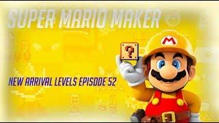 Super Mario Maker New Arrival Levels #52