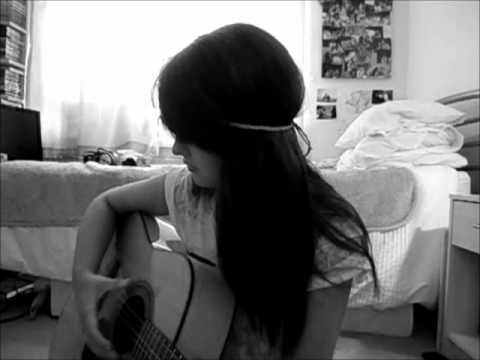 Strip My Mind - Red Hot Chili Peppers (acoustic cover) - Daisy Howard