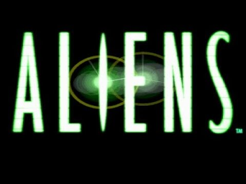 Aliens: A Comic Book Adventure gameplay (PC Game, 1995)