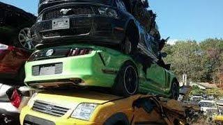Авто из США (покупка авто хлама)