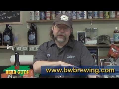 NC Beer Buzz - Greg Kidd from BearWaters Brewing Company - Waynesville, NC