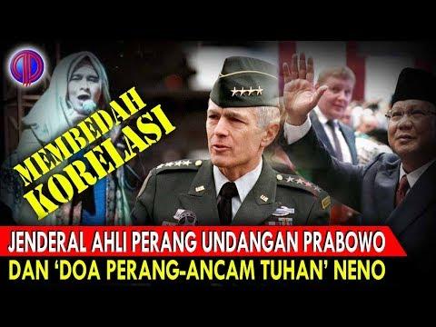 Membed4h Korelasi Jenderal Ahli Per4ng Undangan Prabowo Dan Doa Neno