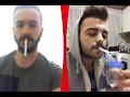 Havalı şekilde sigara yak - Scorp
