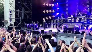 Смотреть видео Группа «25/17» - Комната. Москва. Театр Стаса Намина/Зелёный Театр. 11/06/19 онлайн