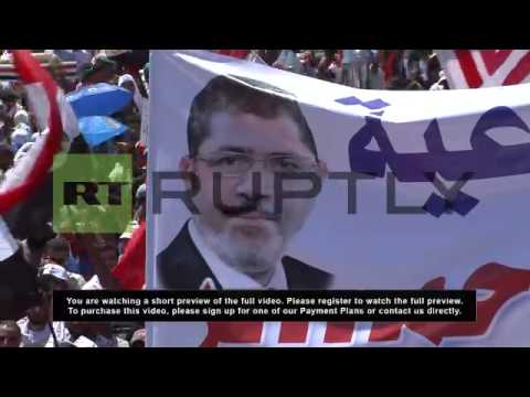 Egypt: Morsi supporters mobilise on Cairo streets