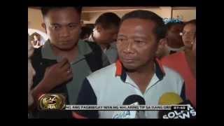 24 Oras: Roxas City Mayor, hinamon ng   suntukan si VP Binay