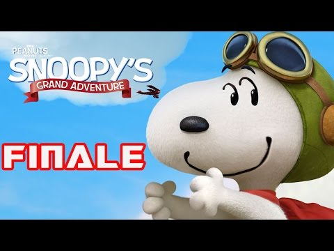 The Peanuts Movie: Snoopy's Grand Adventure 3DS - Walkthrough Part 11 Melody Chateau FINALE [HD]